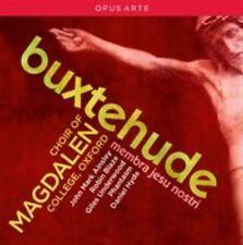 Buxtehude: Membra Jesu Nostri, New Music