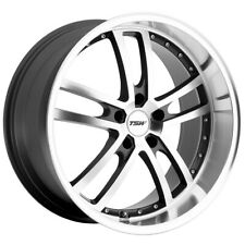 TSW Cadwell 18x8 5x112 +32mm Gunmetal/Mirror Wheel Rim