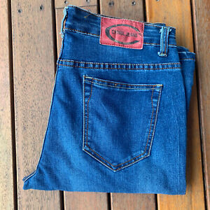 Chisel Size 32 Blue Jeans Skinny Casual Mens