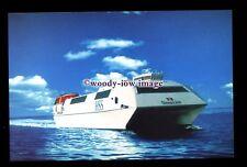 SIM0222 - Stena Line Ferry - Stena Discovery , built 1997 - postcard
