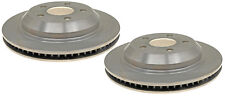 1 Pair Rear Brake Discs 98-02 Chevrolet Camaro Pontiac Firebird