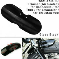 Motorcycle Front Fender Mudguard Universal for Scooter Offroad Cruiser Bobber MO