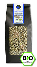 Bio Rohkaffee - Grüner Kaffee Mexico Flamingo (ganze Kaffeebohnen 1000g)