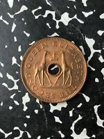 1957 Rhodesia & Nyasaland 1/2 Penny (Many Available) High Grade! (1 Coin Only)