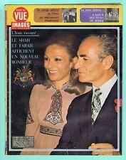 ▬►POINT DE VUE n°1312 - 1973 - FARAH DIBA PAHLAVI - Shah d'Iran