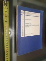GG LIBRO: LEZIONI DI TEORIA DELL'INTERPRETAZIONE GIURIDICA VITTORIO FROSINI 1989