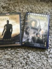 New ListingThe Lord of the Rings: The Return of the King Dvd And Gladiator Dvd 2 Disc Set