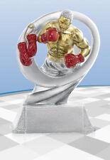 Pokal Figur Boxen Boxer 17 cm  mit Wunsch- Gravur   !!!
