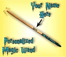 Personalized Magic Wand Harry Potter 10 inch Custom Wand Hermione Shipping Free