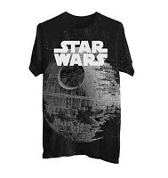 New Star Wars Death Star Space Graphic Tee Shirt