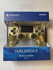 Sony Dualshock Wireless Controller - Gold