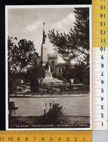15979]  LECCE - GALATINA - PIAZZA ALIGHIERI - MONUMENTO AI CADUTI