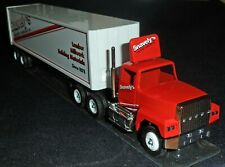 Winross Truck - Snavely's Building Materials - Lancaster Landisville, PA - MIB