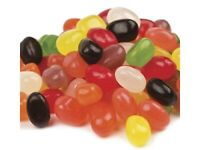 Philadelphia Candies Spice Flavor Jelly Beans Fat Free Gluten Free Gourmet Candy