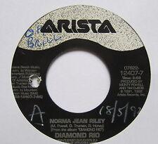"NORMA JEAN RILEY - Diamond Rio - Excellent Condition 7"" Single Arista 12407-7"