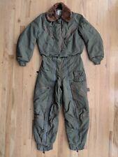 Prototype Hybrid B-15 Alpaca Jacket A-11 Pants Experimental 1 Piece Flight Suit!