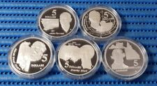 1994 Australia Masterpieces in Silver ( The Explorers )