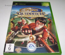 Harry Potter Quidditch World Cup Xbox Original PAL *Complete*