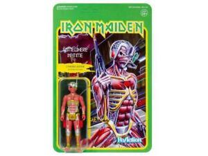 Cyborg Eddie Iron Maiden Somewhere in Time Super 7 ReAction Figure New
