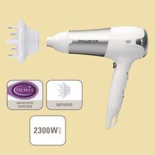 Rowenta Haartrockner Powerline + CV 5090 - 2300 W - IONIC - weiss/silber