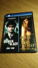 The Woman in Black / The House at End of the Street  (DVD, 2013, 2-Disc Set