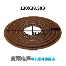4 piece Woofer / Bass speaker repair spider (elastic wave) :130 / 38.5mm #Q29 ZX