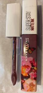 1 x Maybelline New York Superstay Matte Ink Liquid Lipstick - 95 Visionary