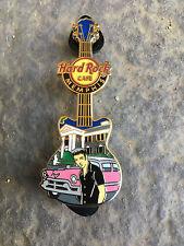 Elvis Presley Memphis Hard Rock Cafe Pin Limited Edition Graceland 777