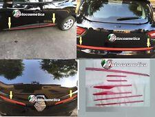 1 coffre+4 ENSEMBLE PORTES+2 GRILLE AVANT Couleur Rouge RENAULT CLIO IV 4 2011>