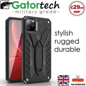 Apple iPhone 12 Heavy Duty Case Cover Rugged Phone Back Shockproof Defender Case