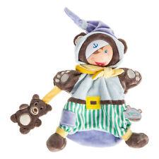 Doudou Peluche Marionnette Ours Bear Bar Teddy Orso Déguisé Pirate Mario Bouille
