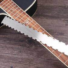 Electric Guitar Neck Notched Straight Edge Luthier Fingerboard Fretboard Rulers