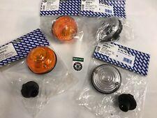 WIPAC Land Rover Defender 90, TD5, 300TDI Front Side Lights & Indicators Set