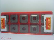 10X SANDVIK 880-080508H-C-LM H13A WENDESCHNEIDPLATTEN CARBIDE INSERTS