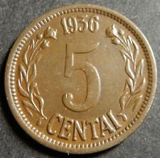 FREE Registered SHIPPING Lithuania 5 c 1939 Very high grade