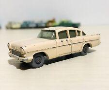 Super Rare! Lesney 1958 Vauxhall Cresta  in Cream Die Cast Car