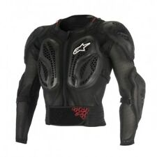 Bionic action protection jacket black small - Alpinestars 6506818-13-S