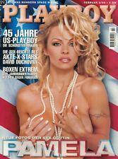 Playboy 2,02/1999 Februar,Holly Joan Hart,Pamela Anderson,Foreman,zum Geburtstag