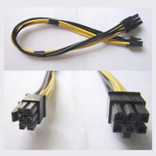 Mini-PCIe 6Pin Mac-Pro G5 to PCI-Express 6-Pin Video Card Power Cable
