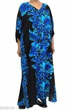 Rayon Full-Length Kaftan Dresses for Women