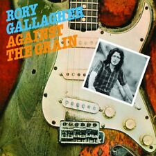 RORY GALLAGHER AGAINST THE GRAIN 2 Extra Tracks REMASTERED CD NEW