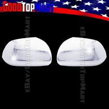 For Toyota SIENNA 2011 2012 2013 2014 2015 2 Chrome Mirror Covers w/out Signal