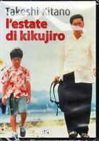 L'Estate di KiKujiro, Takeshi Kitano 1999 (DVD nuovo editoriale, italiano)