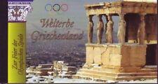 UNO Wien postfrisch 2004 Markenheft  MiNr. 0-9  UNESCO-Welterbe Griechenland