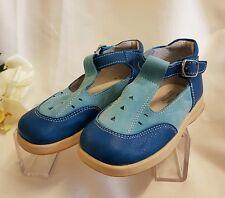 enfants garçons bébé chaussures sandales Fabriqué Italie Bleu 1608 taille 26