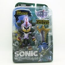 "SIR LANCELOT Sonic and the Black Knight 5"" Action Figure shadow A69P"