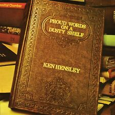 Ken Hensley - Proud Words on a Dusty Shelf (2010)  CD  NEW/SEALED  SPEEDYPOST