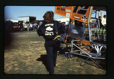 1983 Dirt Modified #12 Race Car - Original 35mm Racing Slide