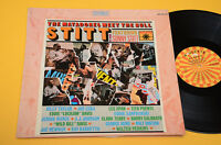 SONNY STITT LP THE MATADOR MEET-TOP JAZZ ORIG ITALY 1966 EX !