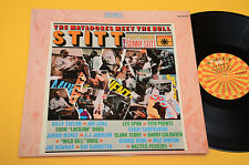 SONNY STITT LP THE MATADOR MEET-TOP JAZZ ORIG ITALY 1966 EX !